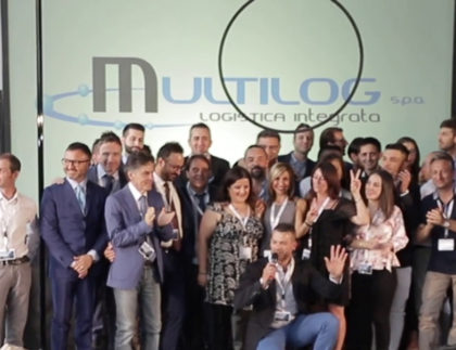 Inaugurazione Multilog Logistica integrata