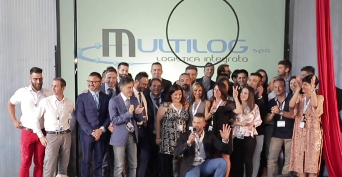 [:it]Inaugurazione Multilog Logistica integrata[:]