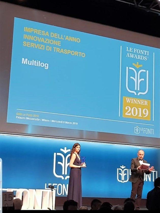 Premio le fonti awards