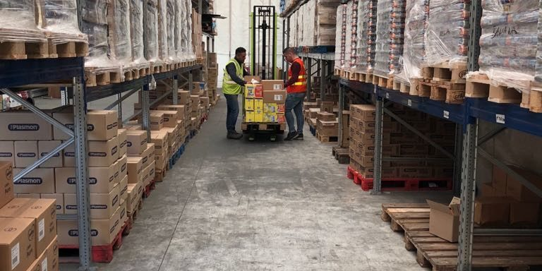 Logistica Integrata e trasporti Saviano